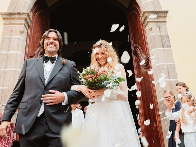 La boda de Eileen y Enrique