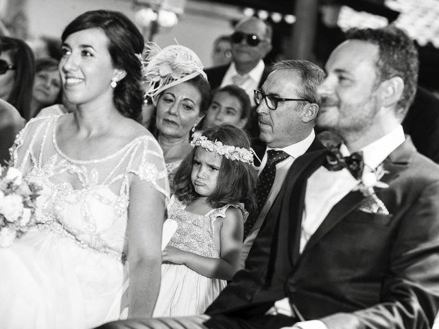 La boda de Rubén y Sara en Sonseca, Toledo 17