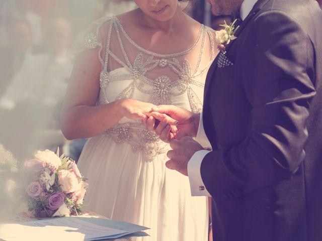 La boda de Rubén y Sara en Sonseca, Toledo 21