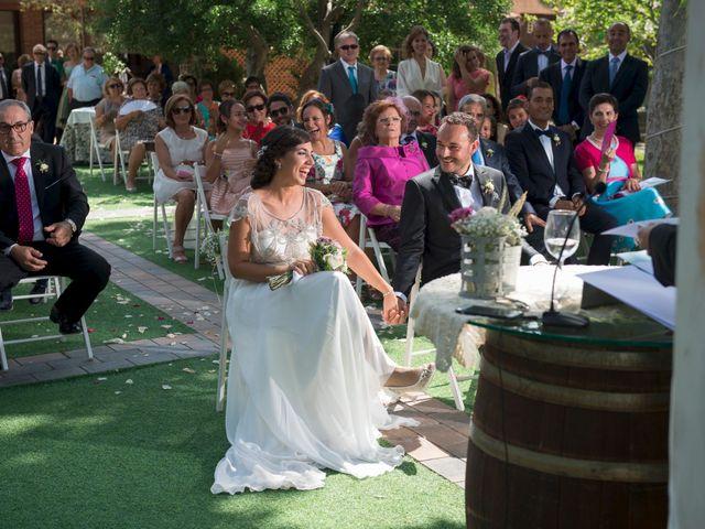 La boda de Rubén y Sara en Sonseca, Toledo 22