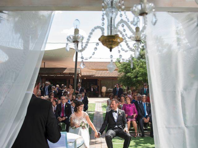 La boda de Rubén y Sara en Sonseca, Toledo 23