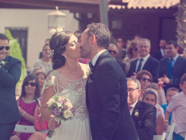 La boda de Rubén y Sara en Sonseca, Toledo 24