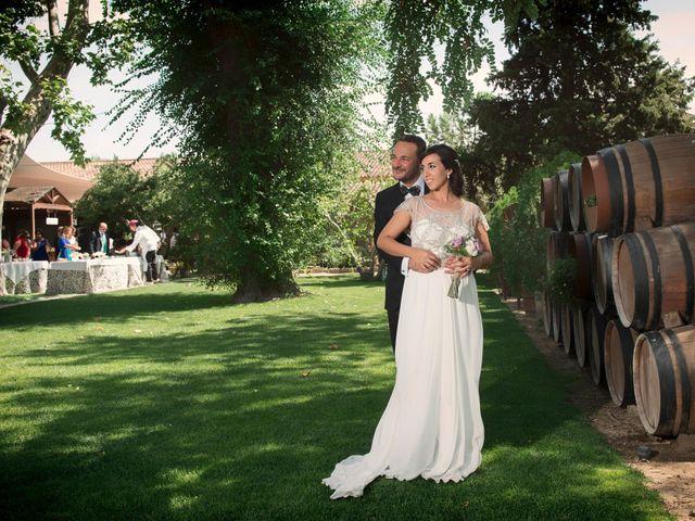 La boda de Rubén y Sara en Sonseca, Toledo 25