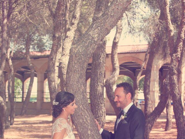 La boda de Rubén y Sara en Sonseca, Toledo 29
