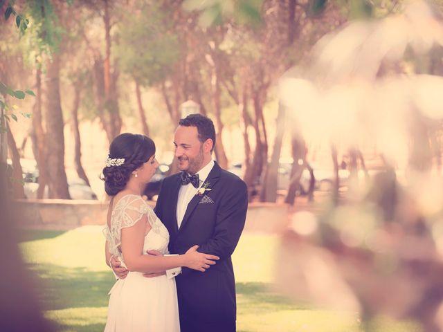 La boda de Rubén y Sara en Sonseca, Toledo 1
