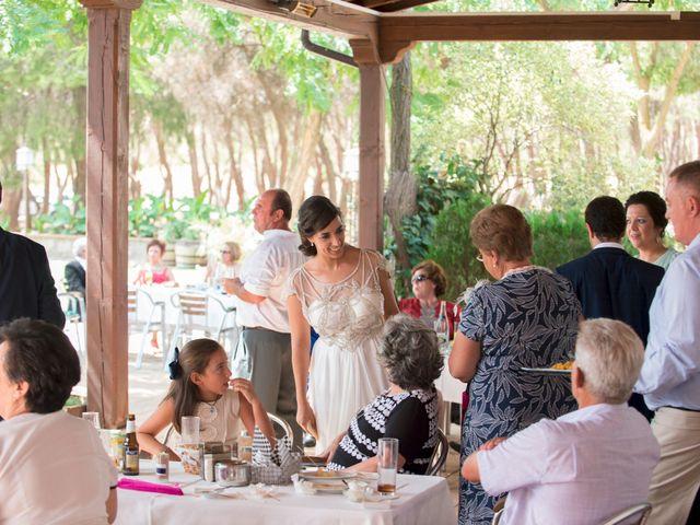 La boda de Rubén y Sara en Sonseca, Toledo 32