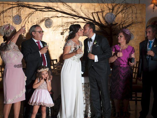 La boda de Rubén y Sara en Sonseca, Toledo 34