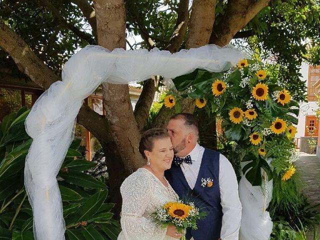 La boda de Isidro y Rocío en Icod El Alto, Santa Cruz de Tenerife 1