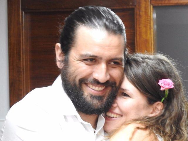 La boda de Irene y Nicolás