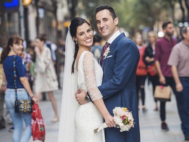 La boda de Natalia y Jon