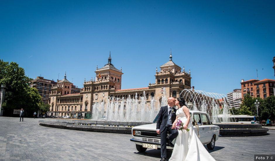 La boda de Carlos y Yolanda en Valladolid, Valladolid