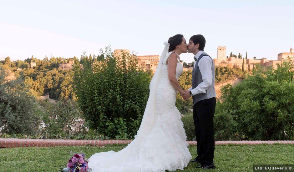 La boda de Rafa y Almudena en Granada, Granada