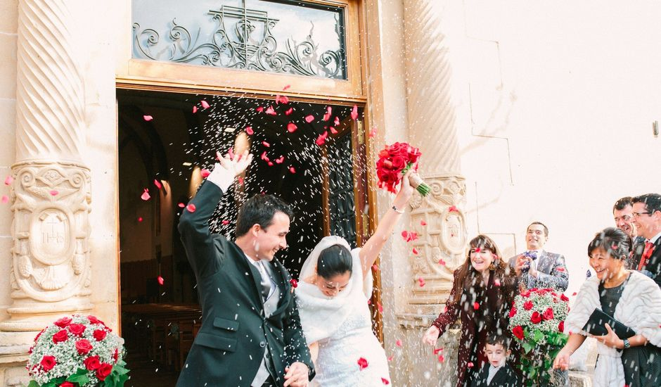 La boda de Marc y Luisa en Alella, Barcelona
