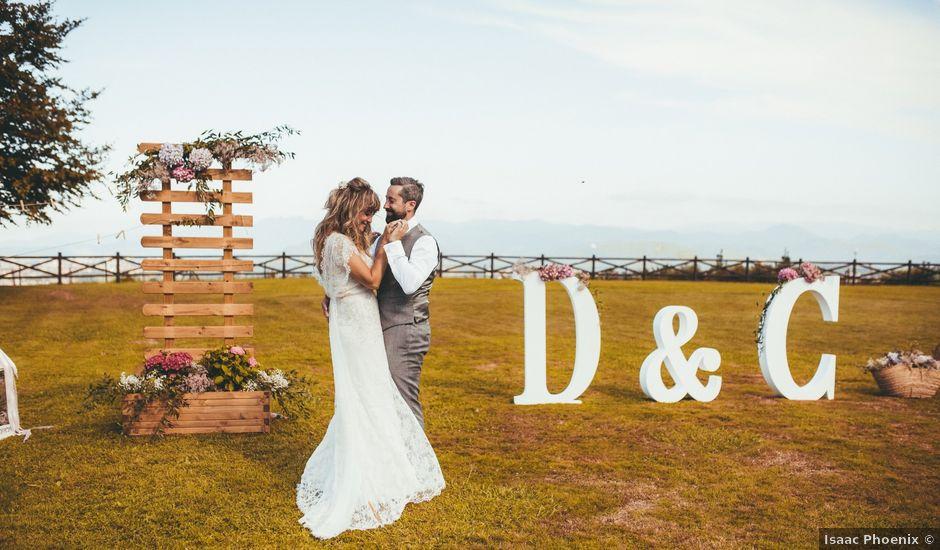 La boda de Carlos y Daiana en Donostia-San Sebastián, Guipúzcoa