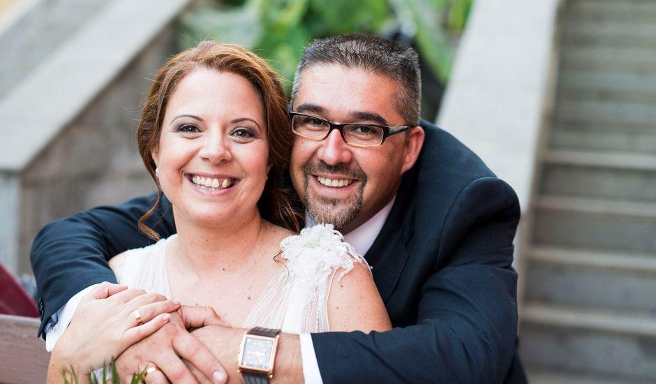 La boda de Mayte y Daniel  en Las Palmas De Gran Canaria, Las Palmas