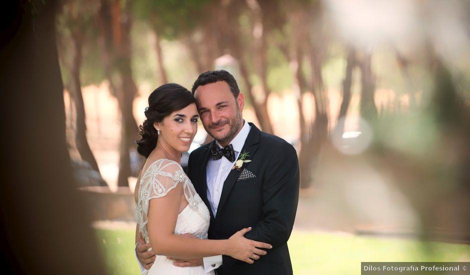 La boda de Rubén y Sara en Sonseca, Toledo
