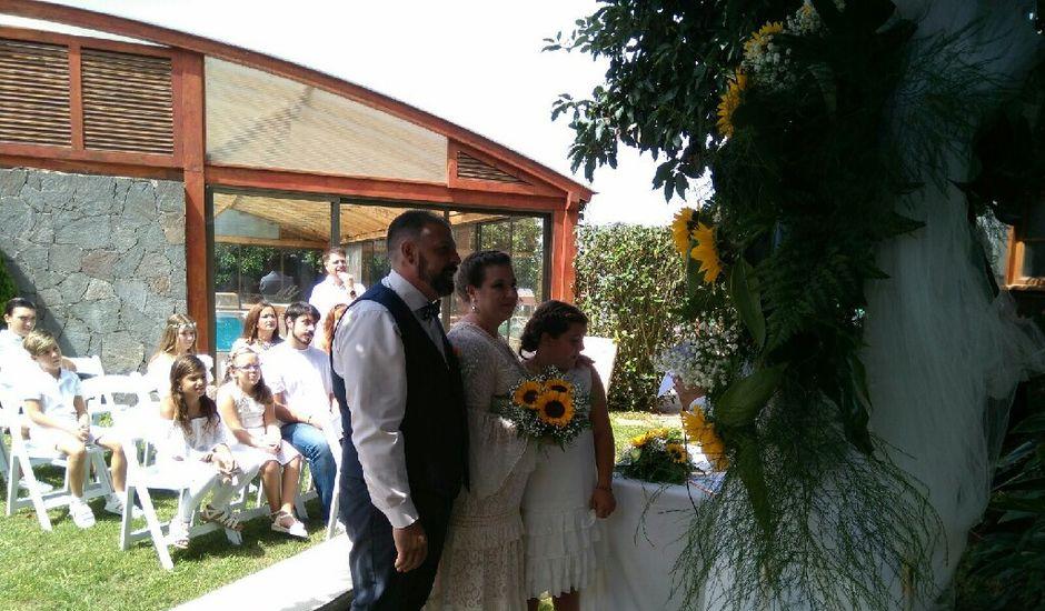 La boda de Isidro y Rocío en Icod El Alto, Santa Cruz de Tenerife