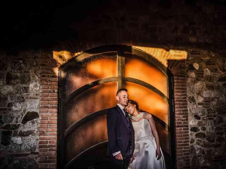 La boda de Tania y Marc