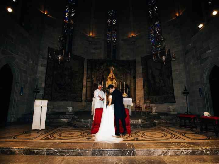 La boda de Jèssica y Borja