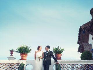 La boda de Cristina y Toni