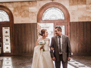 La boda de Tania y Marc 1