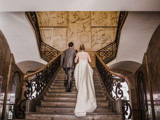 La boda de Tania y Marc 2