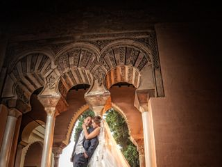 La boda de Almudena y Francisco