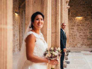 La boda de Alba y Rubén 2