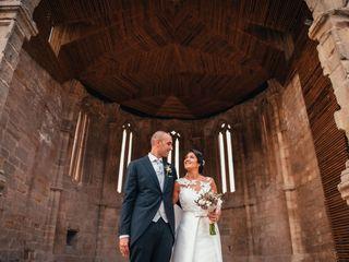 La boda de Alba y Rubén