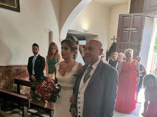 La boda de Rocio y Francis  2
