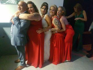 La boda de Rocio y Francis  3