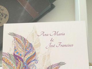 La boda de Ana María  y José Francisco  2