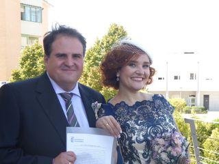 La boda de Ana María  y José Francisco