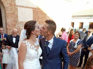 La boda de Melodys y Sergio 1