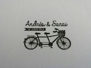La boda de Sarai y Andrés  3