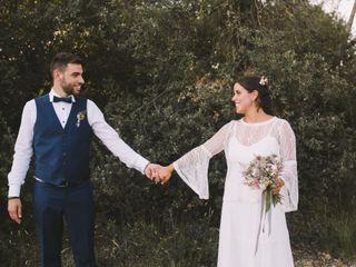 La boda de David y Júlia