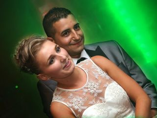 La boda de Lucía y Eladio
