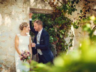 La boda de Alba y Arkaitz