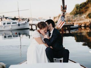 La boda de Eli y Toni