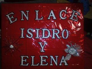 La boda de Elena y Isidro 2