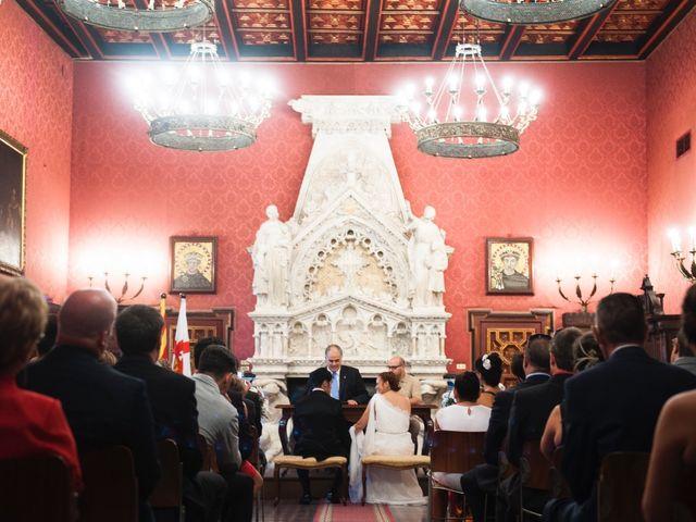 La boda de Toni y Cristina en Sitges, Barcelona 5