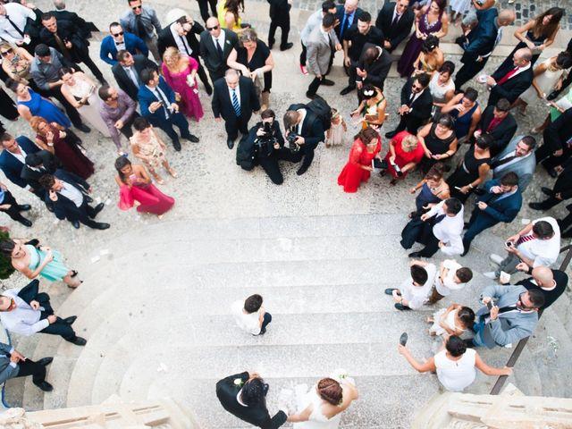 La boda de Toni y Cristina en Sitges, Barcelona 7