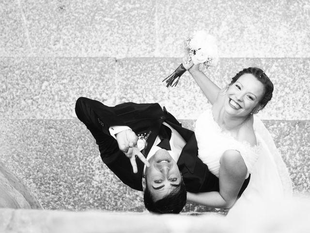 La boda de Toni y Cristina en Sitges, Barcelona 8