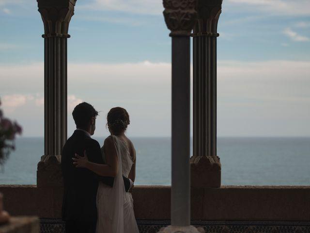 La boda de Toni y Cristina en Sitges, Barcelona 10