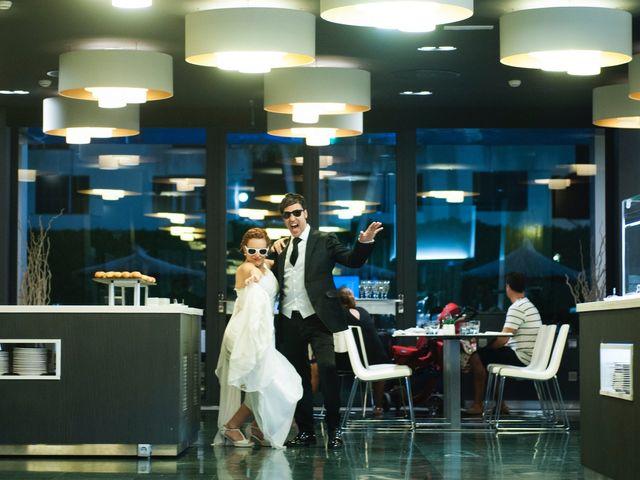 La boda de Toni y Cristina en Sitges, Barcelona 11