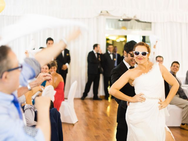 La boda de Toni y Cristina en Sitges, Barcelona 14