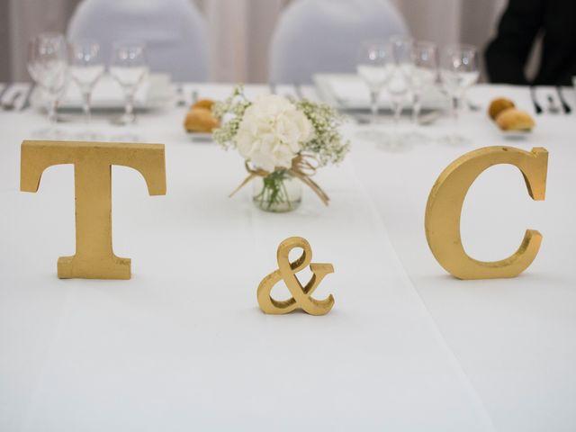 La boda de Toni y Cristina en Sitges, Barcelona 15