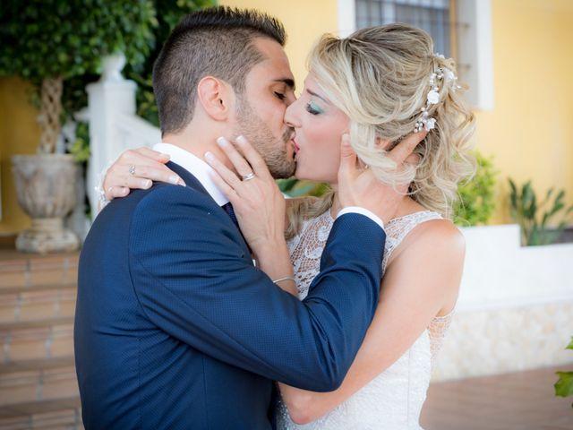 La boda de Jose Angel y Ana Isabel en Archena, Murcia 2