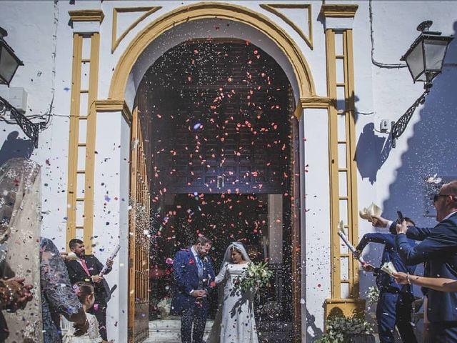 La boda de Octavio y Nati en Alcala De Guadaira, Sevilla 1