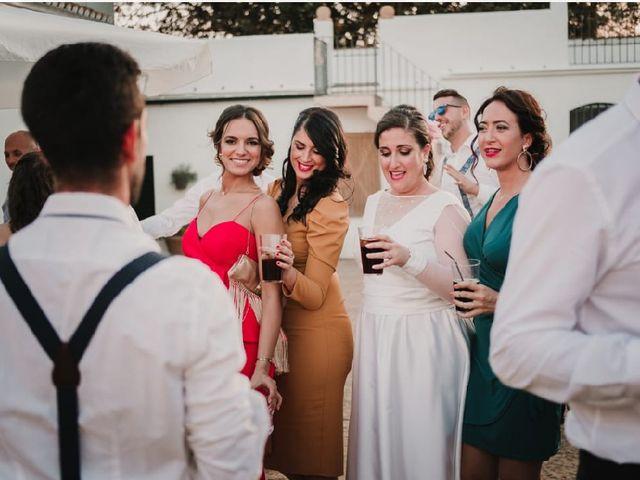 La boda de Octavio y Nati en Alcala De Guadaira, Sevilla 2